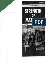 Strength of Materials [R. K. Bansal]