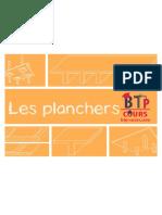 Les Planchers ( cour btp)