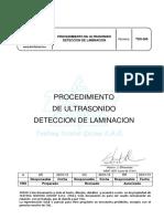 Tsg 204 Procedimiento Especifico de ULTRASONIDO