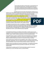 Charla de Plan Nacional Antidrogas