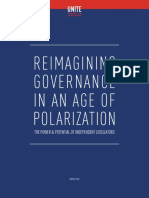 Unite America Institute - Reimagining Governance in an Era of Polarization