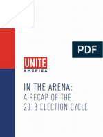 UA 2018 Election Cycle Report