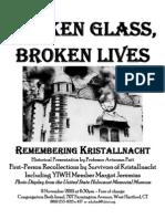 Kristallnacht 2010 Poster V3 _2 - Margot