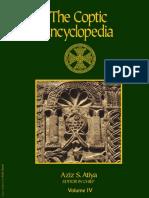 Coptic Encyclopaedia Vol. 4 (ET-JO)