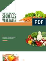 Datos Sobre Los Vegetales