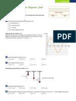 Fizyka Test Drgania 1A