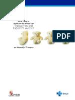 Guía para la atención de niños con Trastornos del Espectro AutistaGuia autismo en a primaria.pdf