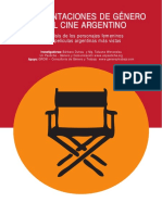 Informe Cine de Genero