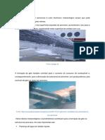 Formação de Gelo Sobre a Aeronave