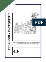Pedagogia Catequetica Según Edades