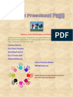 Daycare Facility Business Plan - template | Day Care