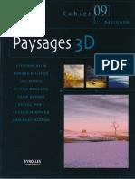 Belin, Stéphane - Paysages 3D-Eyrolles (2003)