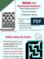 MACD and Technical Analysis