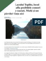 Misterul Lacului Toplitz