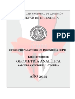 Algebra vectorial - CPI - FIUNA