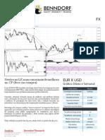 FX (EUR X USD) - Neutro No LP, Mas Com Sinais de Melhora No CP (Foco Na...