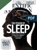 SLEEP - Scientific America - The Power of Sleep - Oct2015