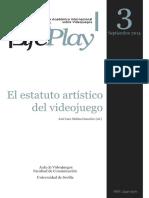 LifePlay Numero 3 Septiembre 2014