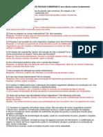 ATIVIDADES - Rochas e Minerais