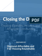 Closing the Divide - Enterprise + FHJC
