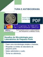 Urocultura e Antibiograma 2018.ppt