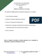 ACTIVIDAD No. 2 - Introducción a La Tecnología