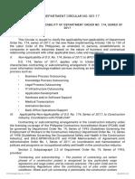 DO 01 17 Clarifying the Applicability of Department20170617 911 1tdcdur