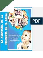 FILOSOFIA PARA NIÑOS