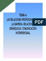 TEMA 4 Vigilantes de Seguridad. Área Socioprofesional