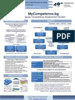 MyCompetence Poster Cedefop Skill Mismatch Conf