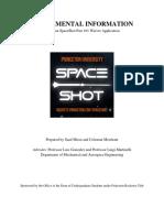 AST Flight Data Package