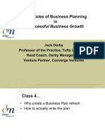 Business Planning 4