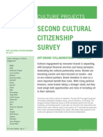 Culture Projects - Cultural Citizenship Survey Issue 2