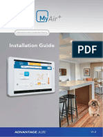 MyAir Installation Manual V1.2