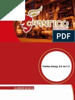 Presentación Chantico 2019