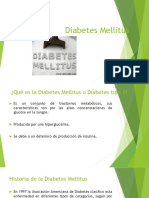 249077503 Diapositivas Diabetes