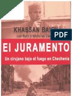 El Juramento - Khassan Baiev