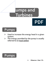 02 Pumps, Turbines _ Graphical Representation of BEE