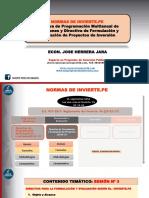 Presentación PPT - Directiva de Ejecución