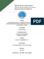 CA de Estomago-colon y Recto