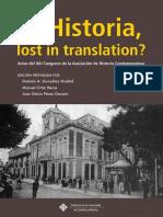El uso de las nuevas tecnologías en la investigación Histórica