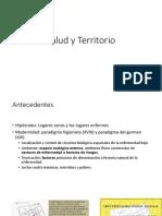 Territorio y Salud 2018-2
