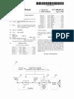 U.S. Pat. 7,408,401, Vacuum Tube Replacement Device, Roberts, 2008 (Retrovalves)(12AX7).