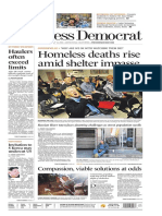 2018.02.11 Homeless Deaths Rise Amid Shelter Impasse