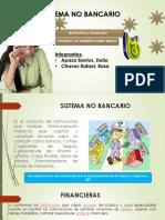 Sistema Financiero No Bancario