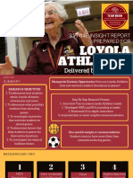 loyola athletics