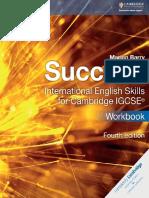 Success International English Skills for Cambridge IGCSE