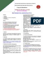 It 01 Procedimentos Administrativos
