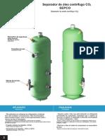 Rac Catalogo Separador de Oleo Sepco Co2