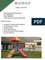 MODULO DE JUEGOS